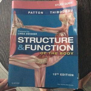 Other - Structure and function of the body SG